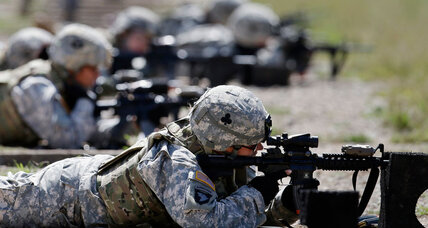 Army opens Ranger School to women, a historic leap toward equality