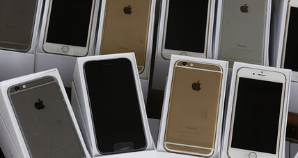 China greenlights sale of iPhone 6, but image problems linger