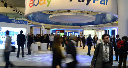 PayPal to split from eBay in 2015 and go public