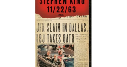 Stephen King's '11/22/63' will be adapted as a Hulu miniseries