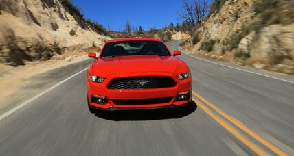 Ford Mustang 2015 EcoBoost: Hear the roar of the chip