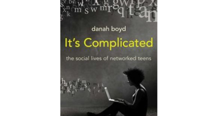Reader recommendation: It's Complicated