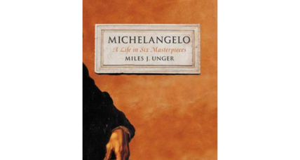 'Michelangelo' traces the tensions of Michelangelo's era in his work