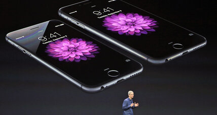 iPhone 6 and iPhone 6 Plus neutralize Samsung's 'key advantage'