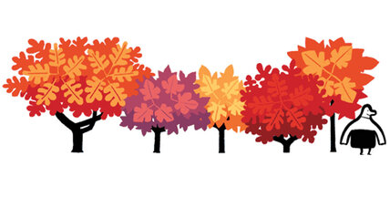 First day of autumn: Isn't this Google Doodle a day late?
