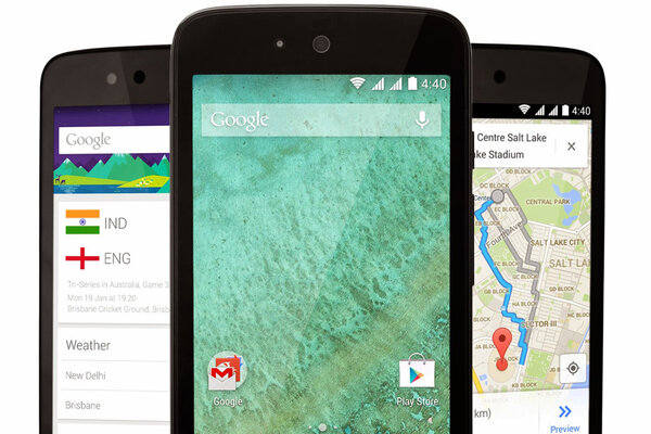 Android One Debuts of Very Sheepishly in The India