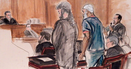 Bin Laden son-in-law sentenced to life in prison
