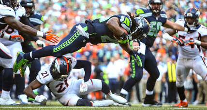 NFL Sunday roundup: Seattle wins rematch, while Lions and Giants rise up