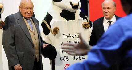 How Chick-Fil-A's S. Truett Cathy pioneered the charitable business