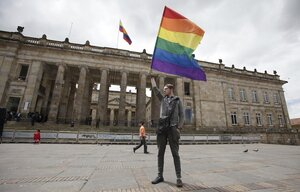 Colombia recognized same sex civil unions in 2007 and just last week the co