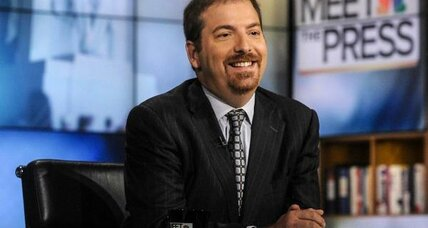 Chuck Todd kicks off 'Meet the Press' gig with Obama. Can he boost ratings?