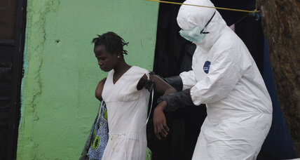Why is US deploying the military to fight Ebola?