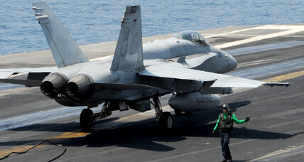Navy jets crash in Pacific: One F-18 fighter pilot still missing