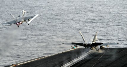 Two Navy jets crash into Pacific: Was mid-air collision to blame?