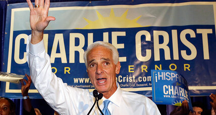 Why is Bill Clinton campaigning for Charlie Crist in Florida? Four reasons.