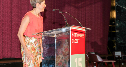 Bottomless Closet opens wide to disadvantaged job seekers