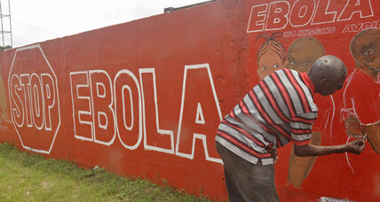 Up to 1.4 million Africans could be infected with Ebola by 2015, US officials say