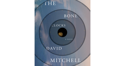 'The Bone Clocks' is fantastic, ambitious, messy, and highly creative