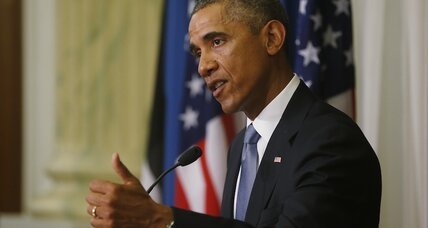 Obama at NATO: Can US energy save Baltic allies? (+video)