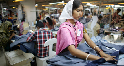 How global brands are (finally) investing in factory workers