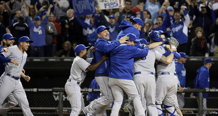 MLB playoffs: Royals host Athletics in AL wildcard showdown
