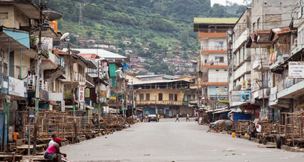 Ebola outbreak: Sierra Leone ends three-day lockdown (+video)