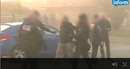 15 detained in Australian counterterrorism raid (+video)