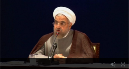 'Time is short,' Rouhani urges faster progress at nuclear talks