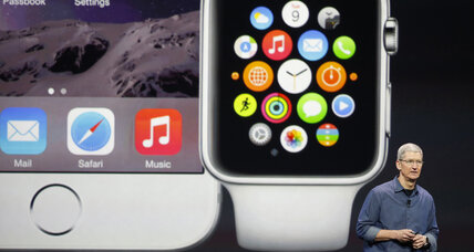 Apple unveils iPhone 6 Plus and Apple Watch