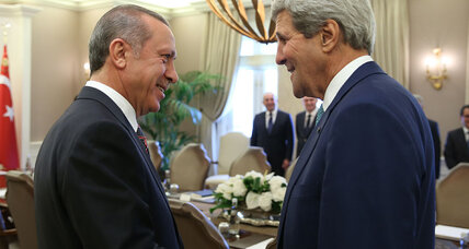 Why NATO ally Turkey won't fight with US against Islamic State