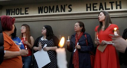 Texas fights to reinstate tough abortion regulations