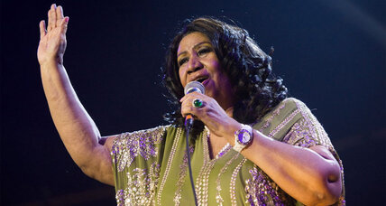 Aretha Franklin's covers album will be released in October