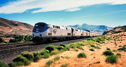 Amtrak announces its writers' residency participants