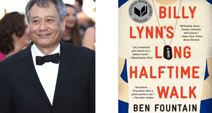 Ang Lee will reportedly direct a movie adaptation of 'Billy Lynn's Long Halftime Walk'