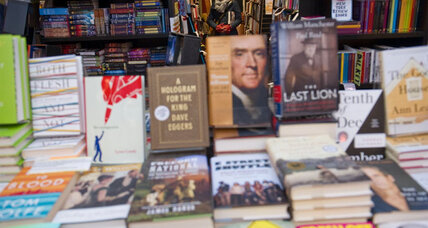 Want to work at a bookstore in Scotland? This residency may be for you
