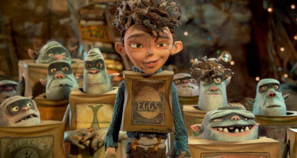'The Boxtrolls' is charming but story-challenged