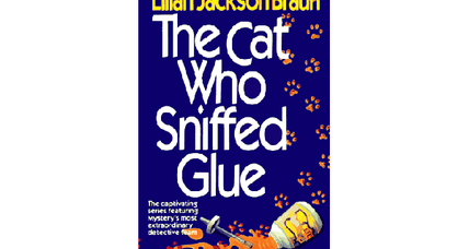 Reader recommendation: The Cat Who Sniffed Glue