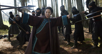 'Crouching Tiger, Hidden Dragon' sequel will debut on Netflix and IMAX