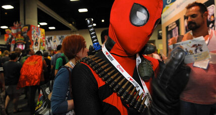 Marvel Comics' Deadpool is officially getting his own movie, says studio