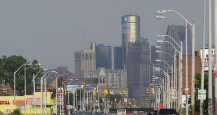 Detroit bankruptcy trial on hold as city tries to repay creditor
