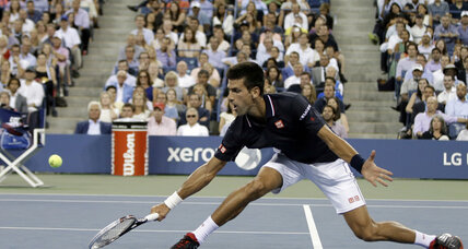 Djokovic outlasts Murray in US Open men's quarterfinals
