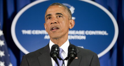 Ebola crisis: why Obama is involving the US (+video)