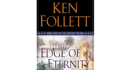 'Edge of Eternity' keeps the pages turning through the end of the 20th century
