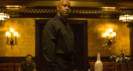 'The Equalizer' wins the weekend box office