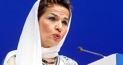 Climate change chief dossier: Christiana Figueres