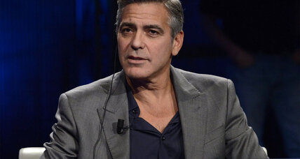 George Clooney will reportedly appear in a 'Downton Abbey' charity sketch