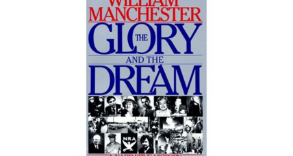 Reader recommendation: The Glory and the Dream