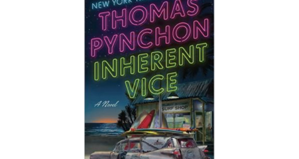 Will author Thomas Pynchon make a cameo in the movie 'Inherent Vice'?