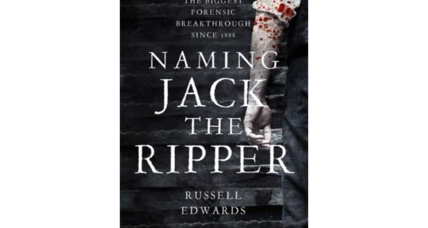 Author says he's discovered Jack the Ripper's identity
