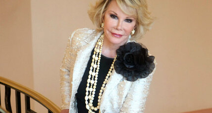 Joan Rivers: A recent documentary provided a critically acclaimed look at the comedian